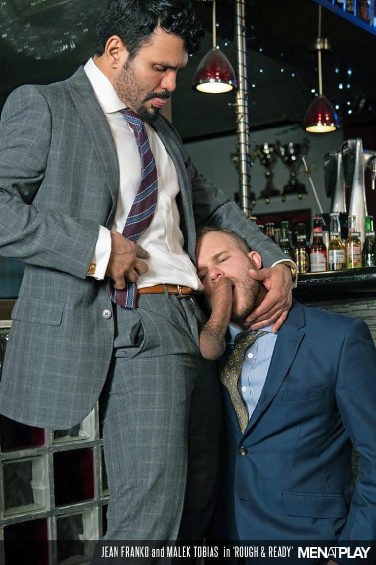 Jean Franko, Malek Tobias, Men at Play, Rough & Ready