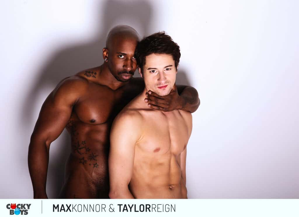 Taylor Reign, Max Konnor, Raw, Cockyboys