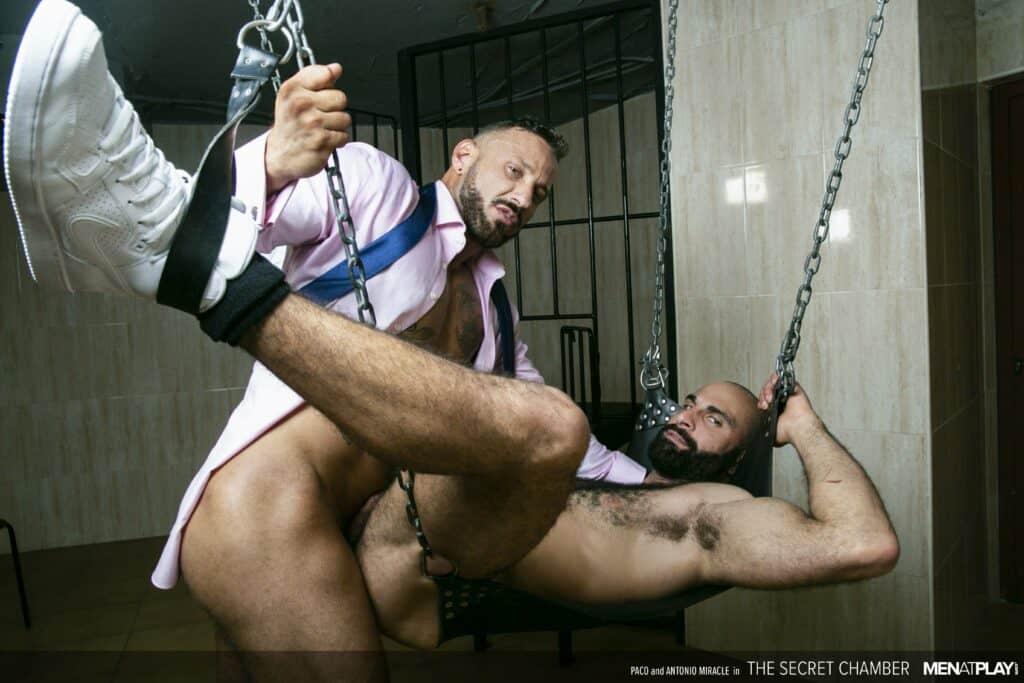 Men At Play, Paco, Antonio Miracle, Secret Chamber