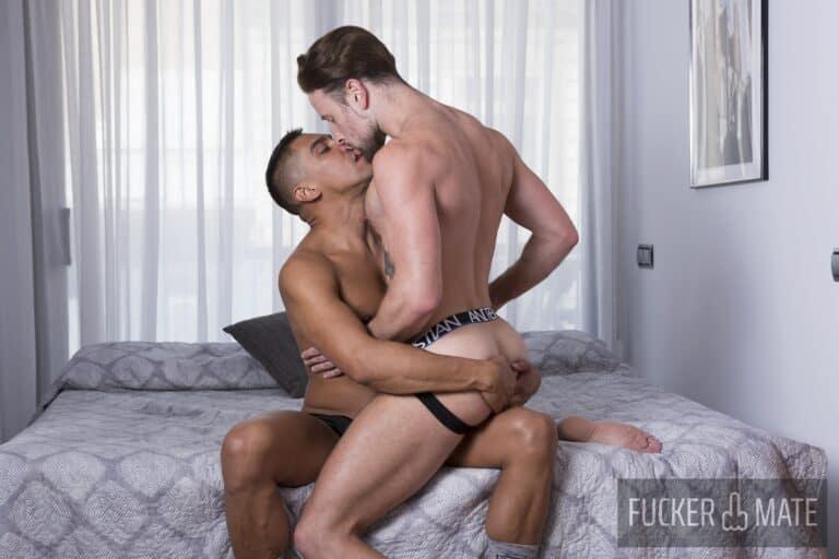 Fuckermate, Drew Dixon, Salvador Mendoza, Big Dick