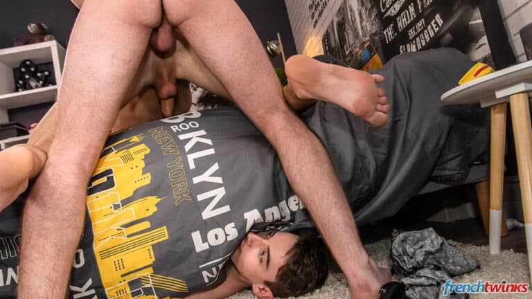 French Twinks, Mathis Weber, Lucas Bouvier, Arthur Dulac,