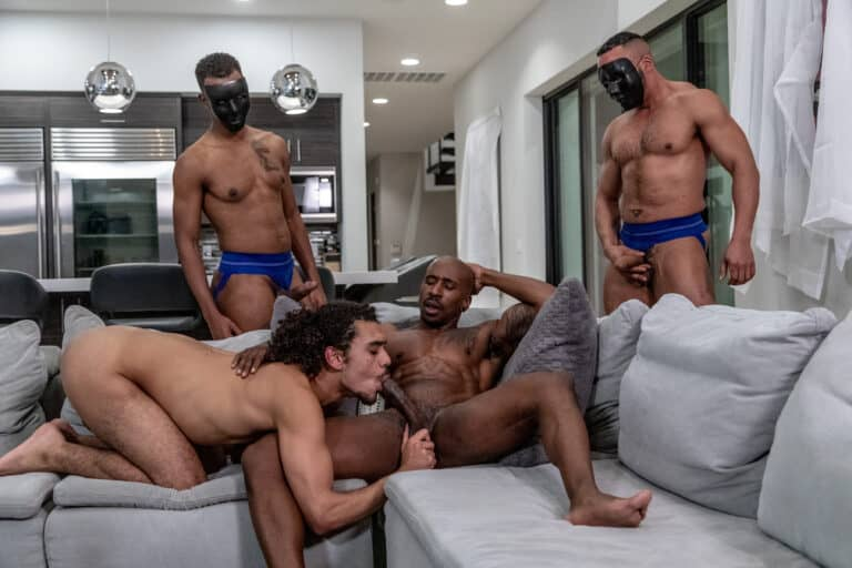 Max Konnor, Derek Cline, Noir Male, Master's Wishes