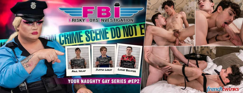 French Twinks Banner