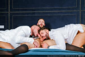 Diego Reyes, Manuel Skye & Dani Robles, Men at Play, 2021