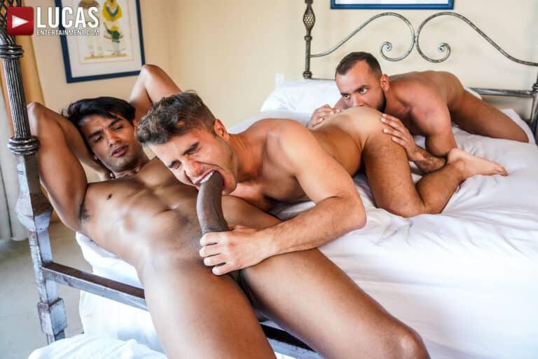 Allen king, Sir Peter, Marco Antonio, Lucas Entertainme
